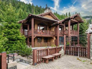 """Main Photo: 5A 2300 NORDIC Drive in Whistler: Nordic 1/2 Duplex for sale in """"At Nature's Door"""" : MLS®# R2574514"""