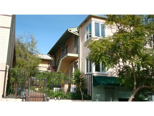 Main Photo: DOWNTOWN Condo for sale : 2 bedrooms : 424 Fir Street in San Diego