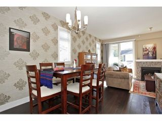 """Photo 8: 2 15454 32ND Avenue in Surrey: Grandview Surrey Townhouse for sale in """"Nuvo"""" (South Surrey White Rock)  : MLS®# F1324116"""