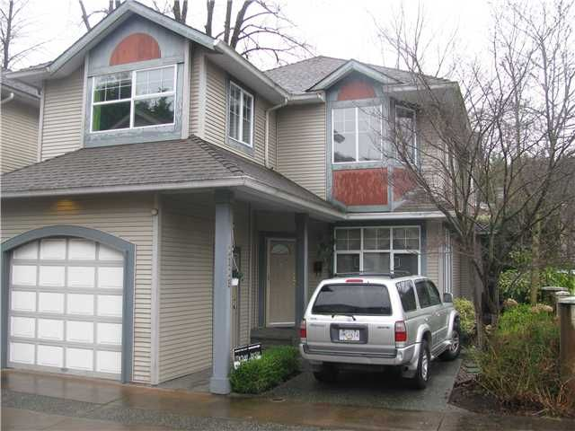 Main Photo: 4 2123 CLARKE Street in Port Moody: Port Moody Centre House for sale : MLS®# V876258