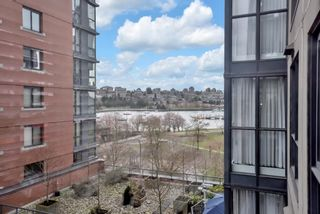 "Photo 1: 6F 199 DRAKE Street in Vancouver: Yaletown Condo for sale in ""CONCORDIA 1"" (Vancouver West)  : MLS®# R2573262"