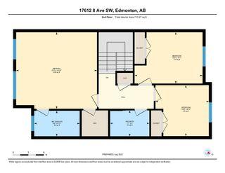 Photo 3: 17612 8 Avenue in Edmonton: Zone 56 House Half Duplex for sale : MLS®# E4261664