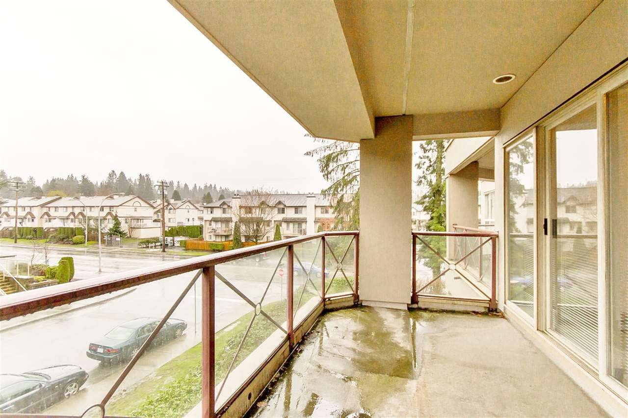 """Photo 12: Photos: 207 2109 ROWLAND Street in Port Coquitlam: Central Pt Coquitlam Condo for sale in """"PARKVIEW PLACE"""" : MLS®# R2150283"""