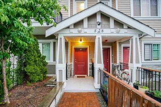 Main Photo: 202 528 SPERLING Avenue in Burnaby: Sperling-Duthie Townhouse for sale (Burnaby North)  : MLS®# R2585199
