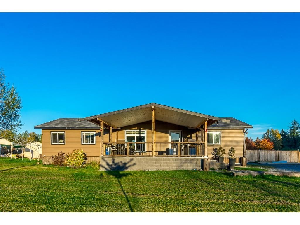 Main Photo: 22475 0 Avenue in Langley: Campbell Valley House for sale : MLS®# R2543798