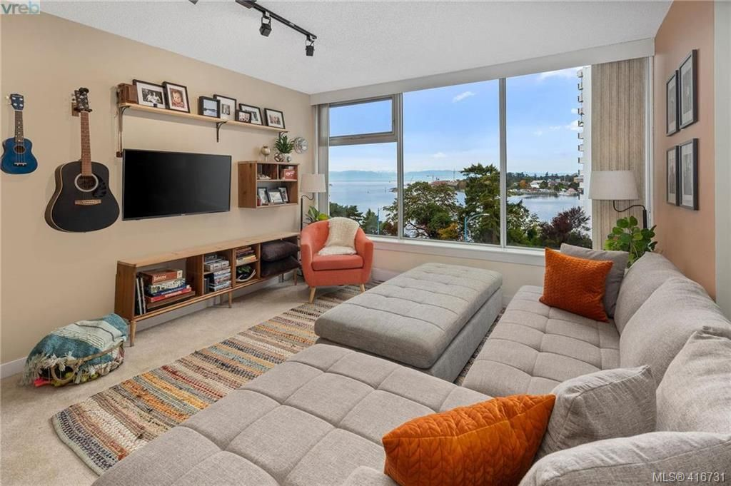 Main Photo: 506 327 Maitland St in VICTORIA: VW Victoria West Condo for sale (Victoria West)  : MLS®# 826589