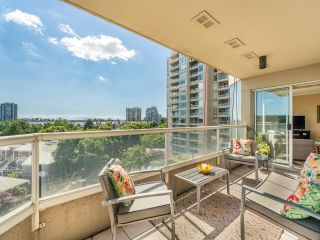 """Photo 17: 604 1045 QUAYSIDE Drive in New Westminster: Quay Condo for sale in """"Quayside Tower 1"""" : MLS®# R2582288"""