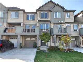 Photo 1: 7 WINDSTONE Green SW: Airdrie Residential Attached for sale : MLS®# C3638273