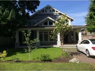 Photo 1: 2623 MCBRIDE AV in Surrey: Crescent Bch Ocean Pk. House for sale (South Surrey White Rock)  : MLS®# F1444187
