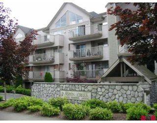 """Photo 1: 303 33478 ROBERTS Avenue in Abbotsford: Central Abbotsford Condo for sale in """"Aspen Creek"""" : MLS®# F2715413"""