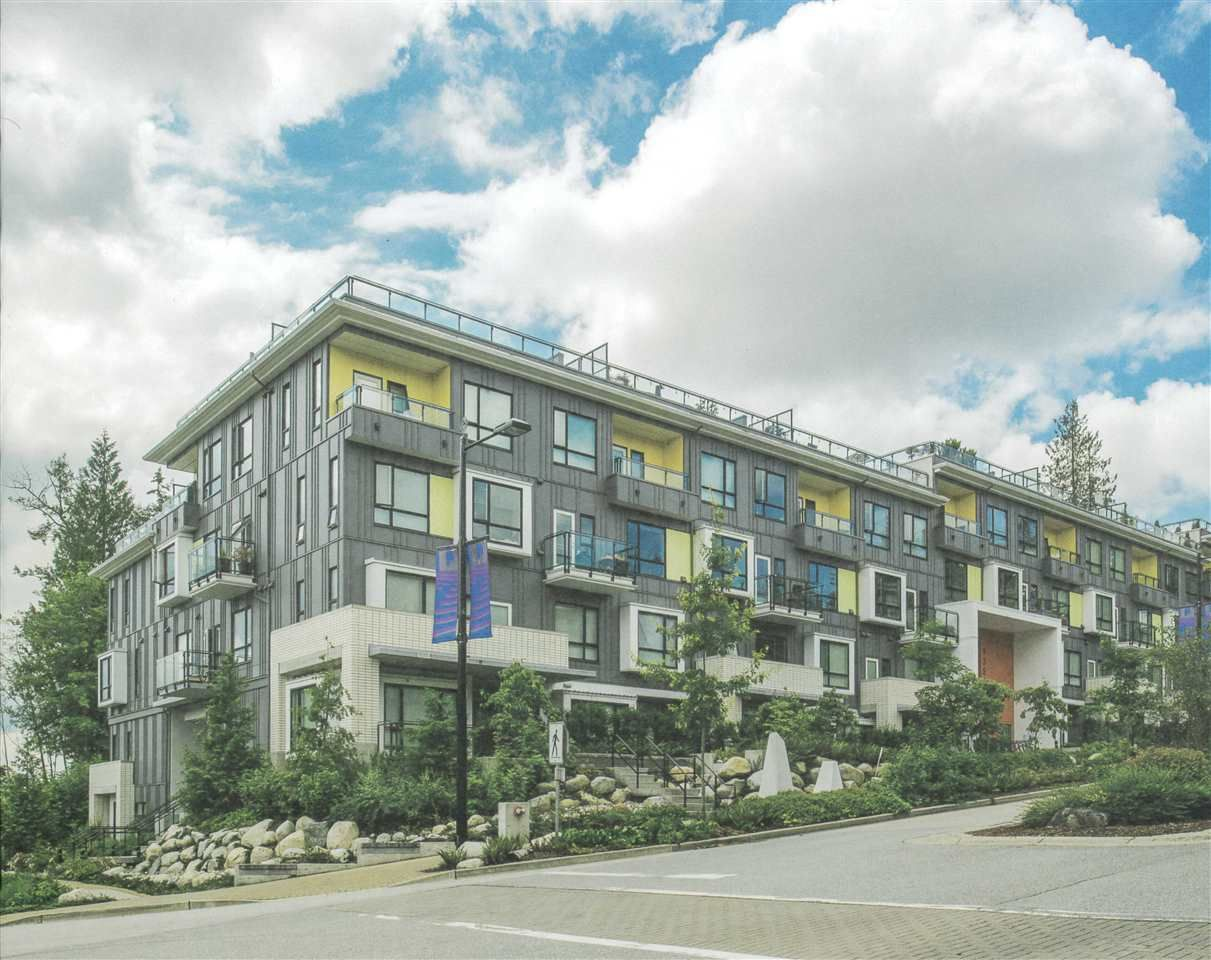 Main Photo: 504 1012 AUCKLAND STREET in : Uptown NW Condo for sale : MLS®# R2274387