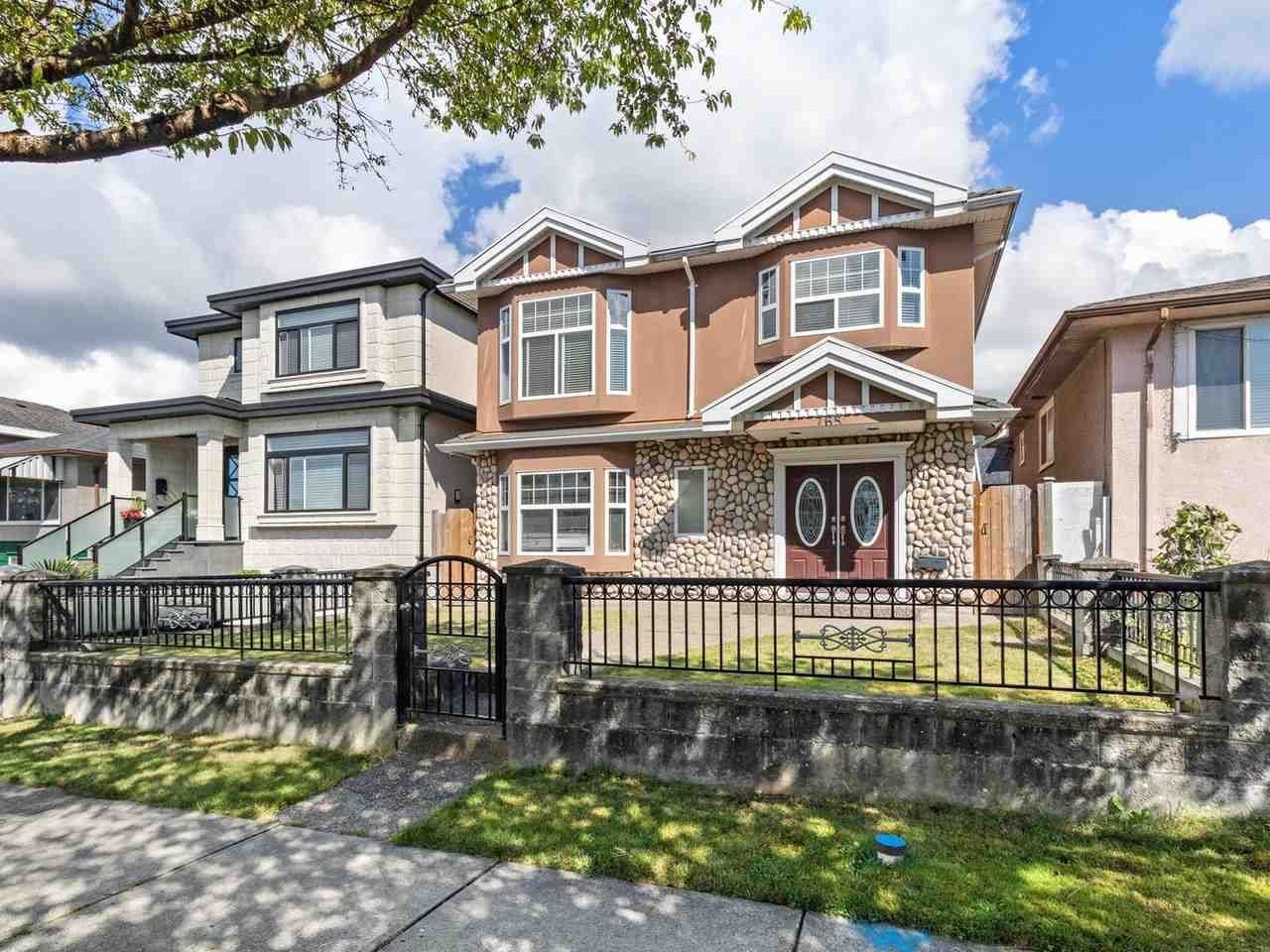 Main Photo: 765 E 56TH AVENUE in Vancouver: South Vancouver House for sale (Vancouver East)  : MLS®# R2491110