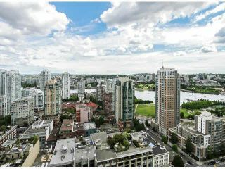 Photo 1: 2601 1238 RICHARDS Street in Vancouver: Yaletown Condo for sale (Vancouver West)  : MLS®# R2597101