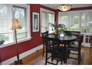 Photo 6: 34 Sunset Boulevard in WINNIPEG: St Vital Residential for sale (South East Winnipeg)  : MLS®# 1510075