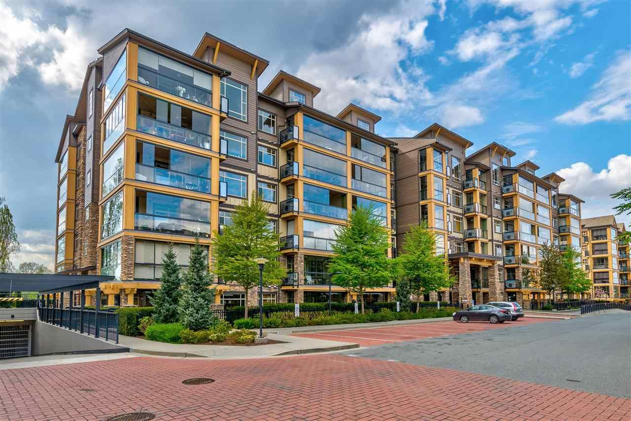 """Main Photo: 523 8067 207 Street in Langley: Willoughby Heights Condo for sale in """"Yorkson Creek - Parkside 1 (Bldg A)"""" : MLS®# R2451960"""
