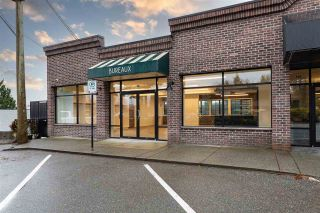 Photo 1: 100 33827 SOUTH FRASER Way: Office for lease in Abbotsford: MLS®# C8035573