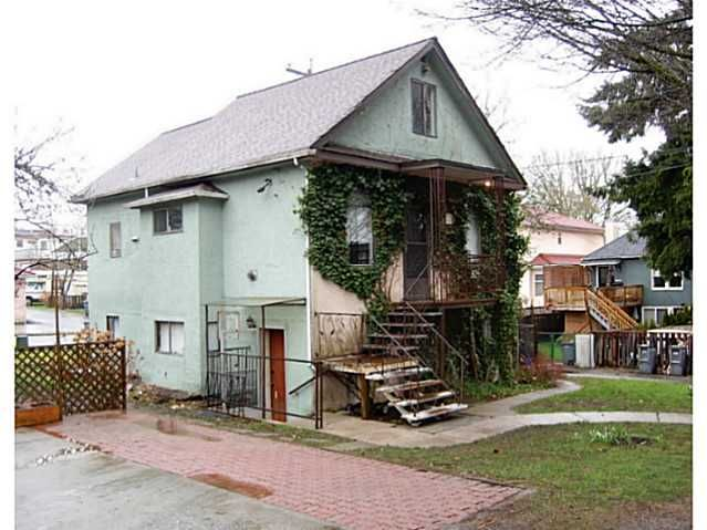 Main Photo: 3625 PRINCE EDWARD Street in Vancouver: Main House for sale (Vancouver East)  : MLS®# V993588