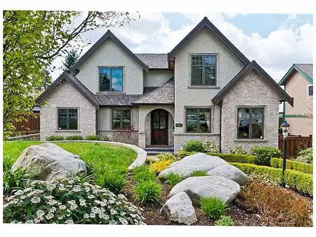 Main Photo: 6195 BRANTFORD Avenue in Burnaby: Upper Deer Lake House for sale (Burnaby South)  : MLS®# V1016509
