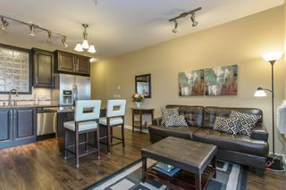 """Photo 3: 316 8328 207A Street in Langley: Willoughby Heights Condo for sale in """"Yorkson Creek Park"""" : MLS®# R2150359"""
