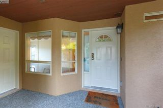 Photo 6: 801 6880 Wallace Dr in BRENTWOOD BAY: CS Brentwood Bay Row/Townhouse for sale (Central Saanich)  : MLS®# 841142