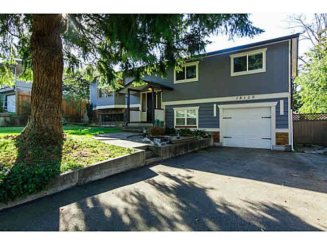 Main Photo: 18120 58A AVENUE in : Cloverdale BC House for sale : MLS®# F1422504