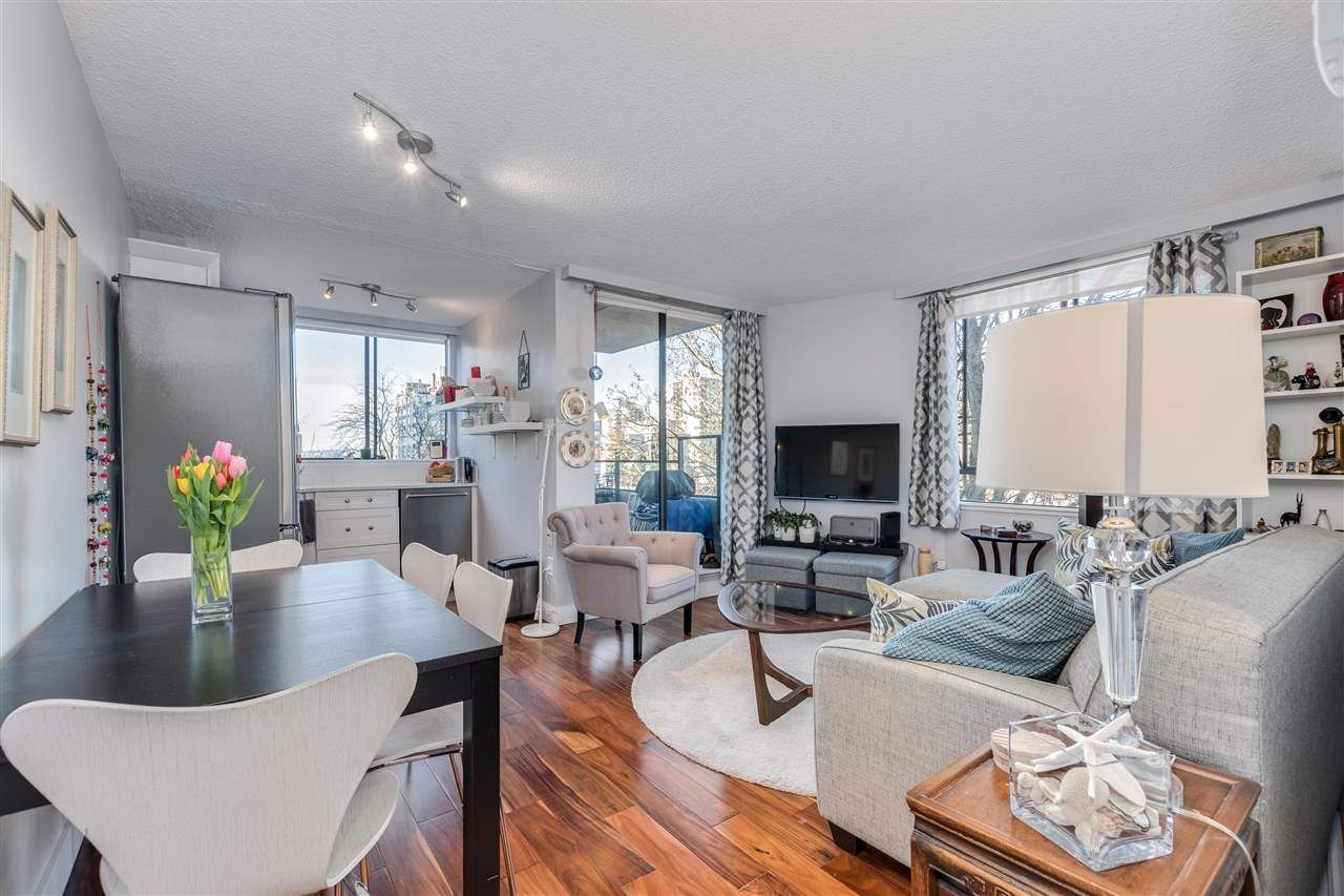 "Main Photo: 602 1108 NICOLA Street in Vancouver: West End VW Condo for sale in ""THE CHARTWELL"" (Vancouver West)  : MLS®# R2536103"