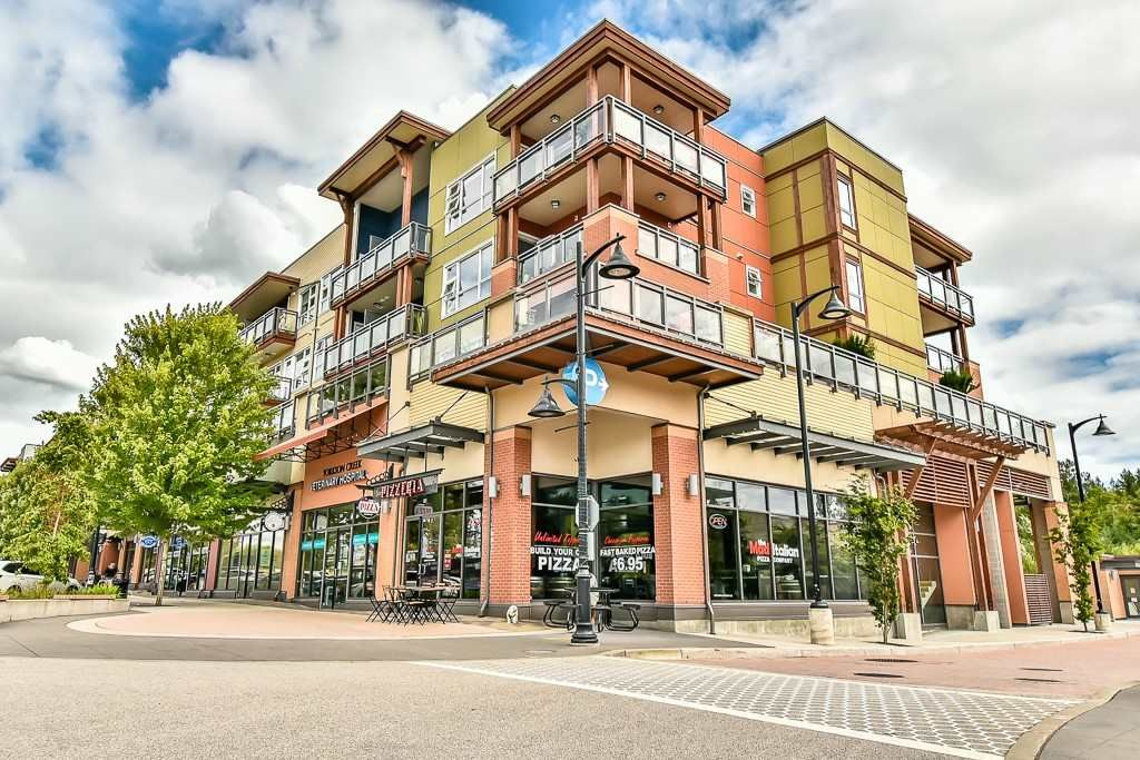 """Photo 1: Photos: 214 20728 WILLOUGHBY TOWN CENTRE Drive in Langley: Willoughby Heights Condo for sale in """"Kensington at Willoughby Town Centre"""" : MLS®# R2190142"""