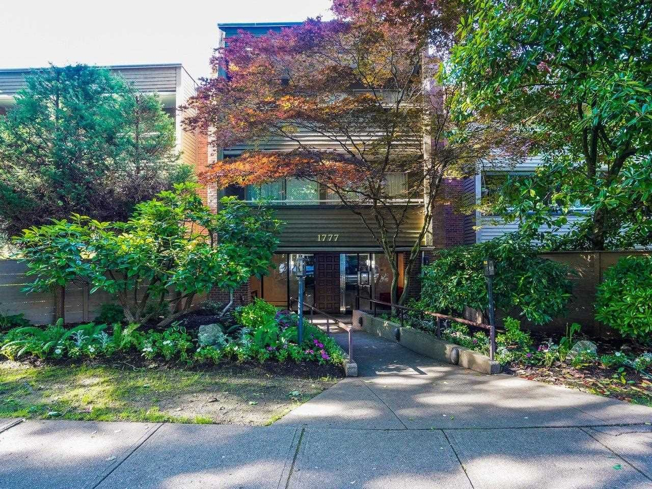 """Main Photo: 312 1777 W 13TH Avenue in Vancouver: Fairview VW Condo for sale in """"MONT CHARLES"""" (Vancouver West)  : MLS®# R2595437"""