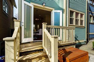 """Photo 21: 808 GORE Avenue in Vancouver: Mount Pleasant VE Townhouse for sale in """"STRATHCONA GATEWAY"""" (Vancouver East)  : MLS®# R2565271"""