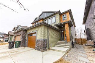 Photo 3: 94 TRIBUTE Common: Spruce Grove House Half Duplex for sale : MLS®# E4235717