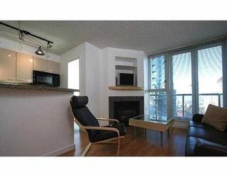 Photo 2: 2606 1068 Hornby Street in Vancouver: Downtown VW Condo for sale (Vancouver West)  : MLS®# V633382