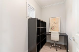 """Photo 18: 9 9691 ALBERTA Road in Richmond: McLennan North Townhouse for sale in """"JADE"""" : MLS®# R2574897"""