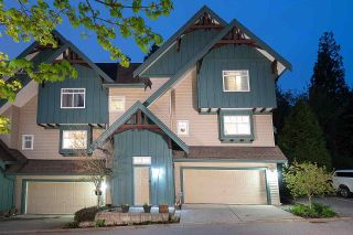 """Photo 1: 28 50 PANORAMA Place in Port Moody: Heritage Woods PM Townhouse for sale in """"ADVENTURE RIDGE"""" : MLS®# R2575105"""
