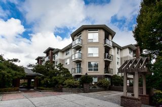 "Photo 1: 114 20259 MICHAUD Crescent in Langley: Langley City Condo for sale in ""City Grande"" : MLS®# R2206545"