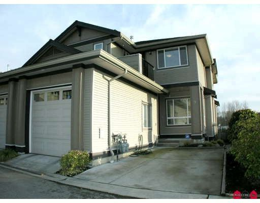 """Main Photo: 9 15168 66A Avenue in Surrey: East Newton Townhouse for sale in """"PORTER'S COVE"""" : MLS®# F2903789"""