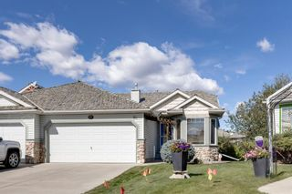 Main Photo: 94 Chaparral Close SE in Calgary: Chaparral Semi Detached for sale : MLS®# A1148226