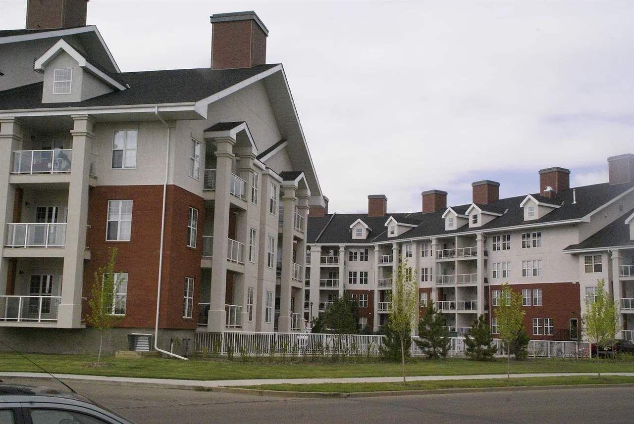 Main Photo: 104 45 INGLEWOOD Drive: St. Albert Condo for sale : MLS®# E4229075
