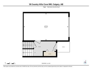 Photo 37: 38 Country Hills Cove NW in Calgary: Country Hills Row/Townhouse for sale : MLS®# A1116176
