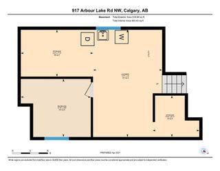 Photo 29: 917 Arbour Lake Road NW in Calgary: Arbour Lake Detached for sale : MLS®# A1091017