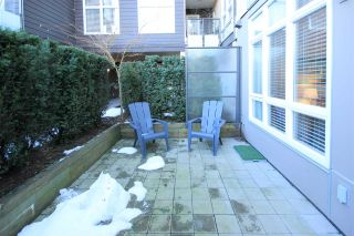 """Photo 8: 113 85 EIGHTH Avenue in New Westminster: GlenBrooke North Condo for sale in """"EIGHT WEST"""" : MLS®# R2130453"""
