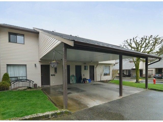 """Main Photo: 271 27411 28TH Avenue in Langley: Aldergrove Langley Townhouse for sale in """"Alderview"""" : MLS®# F1305689"""