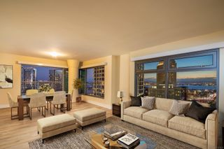 Photo 3: DOWNTOWN Condo for sale : 2 bedrooms : 645 Front St #1612 in San Diego