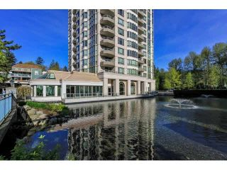 "Photo 2: 110 3075 PRIMROSE Lane in Coquitlam: North Coquitlam Condo for sale in ""LAKESIDE TERRACE"" : MLS®# V1117875"