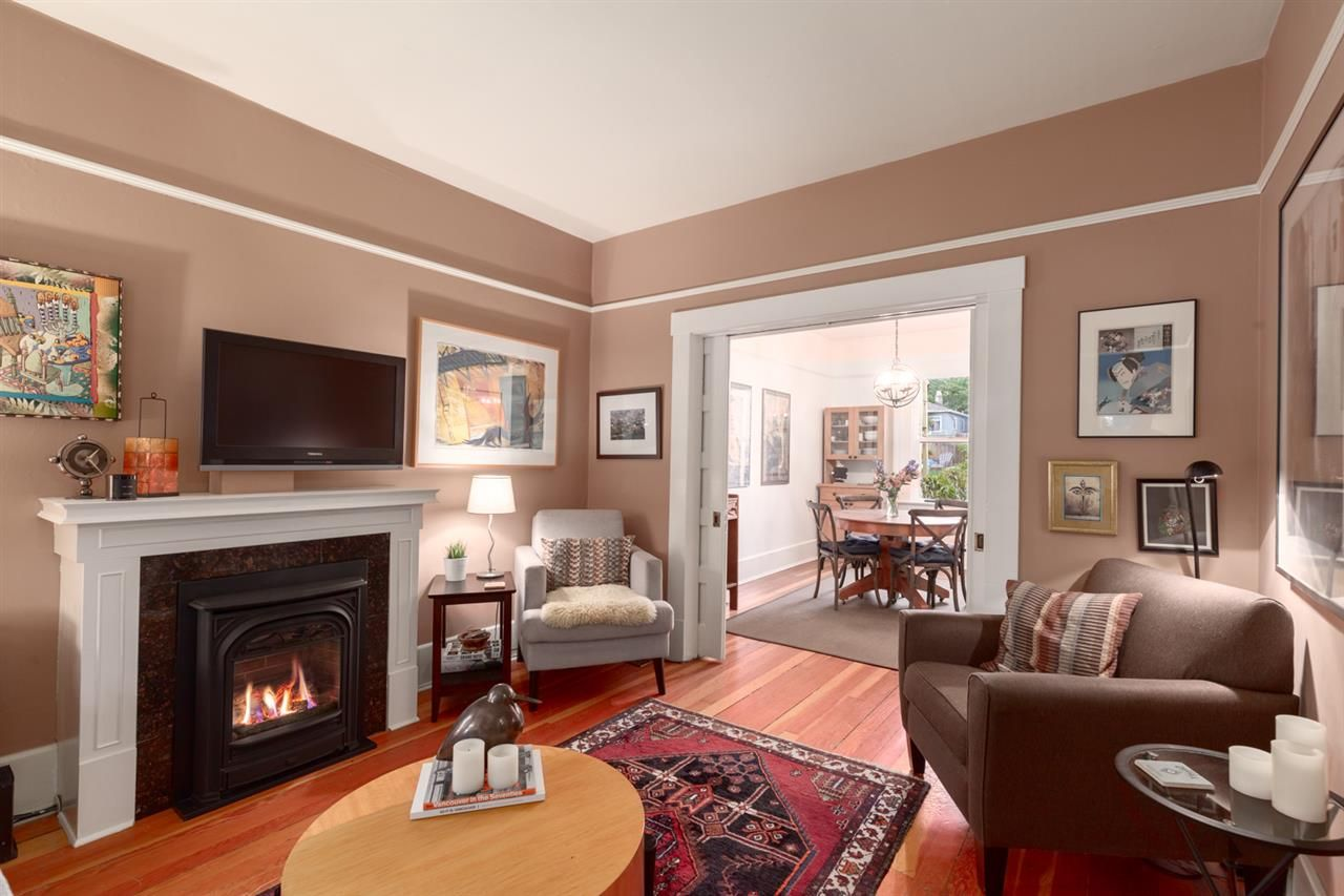 Main Photo: 763 UNION Street in Vancouver: Strathcona House for sale (Vancouver East)  : MLS®# R2397937