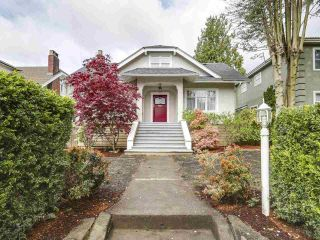 """Photo 1: 1689 W 62ND Avenue in Vancouver: South Granville House for sale in """"SOUTH GRANVILLE"""" (Vancouver West)  : MLS®# R2161750"""