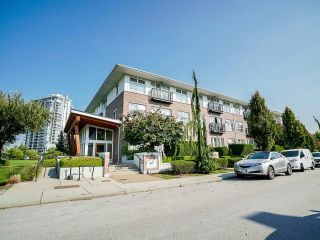 "Photo 1: 206 215 BROOKES Street in New Westminster: Queensborough Condo for sale in ""DOU B at Port Royal"" : MLS®# R2505494"