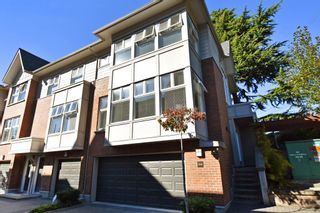 """Main Photo: 6538 ARBUTUS Street in Vancouver: S.W. Marine Townhouse for sale in """"BANNISTER MEWS"""" (Vancouver West)  : MLS®# R2004770"""