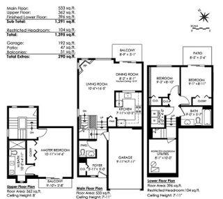 "Photo 19: 1 11229 232 Street in Maple Ridge: East Central Townhouse for sale in ""FOXFIELD"" : MLS®# R2507897"