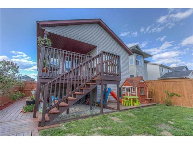 Photo 19: Photos: 168 EVERSYDE Circle SW in CALGARY: Evergreen Residential Detached Single Family for sale (Calgary)  : MLS®# C3620435
