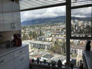 """Photo 13: 2403 120 W 2ND Street in North Vancouver: Lower Lonsdale Condo for sale in """"OBSERVATORY"""" : MLS®# R2252153"""